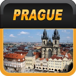 Prague Offline Map Travel Guide