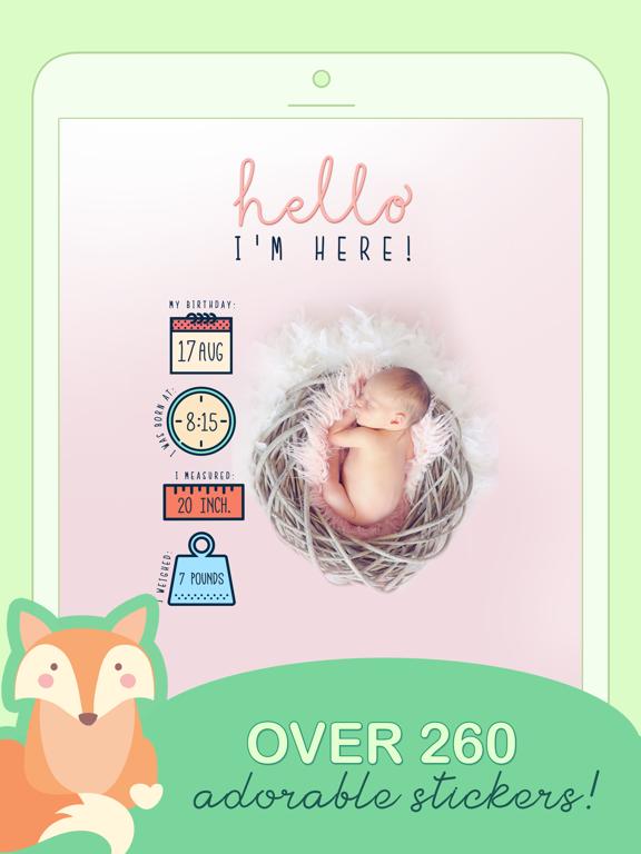 Screenshot #4 pour Typic Baby - Pregnancy Milestones