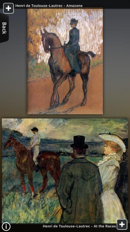 Toulouse-Lautrec Art Gallery screenshot-3