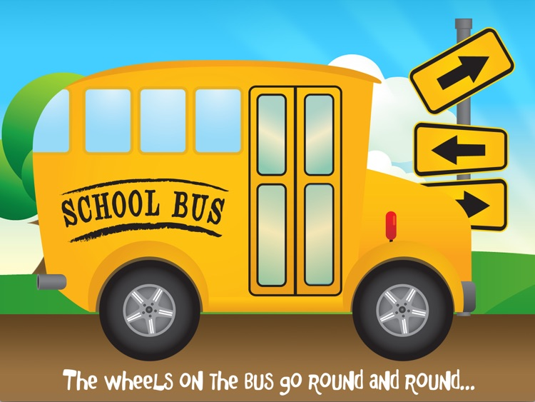 Wheels on the Bus HD screenshot-1