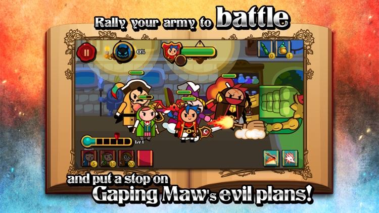 Wizard & Dragon Defense screenshot-3