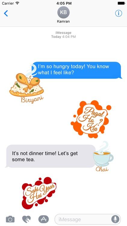 Desi Funny Stickers screenshot-3