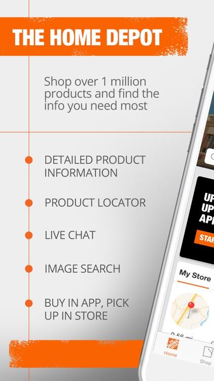 The Home Depot screenshot-0