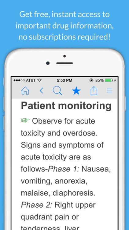 Medicine Dictionary and Prescription Drug Guide screenshot-4