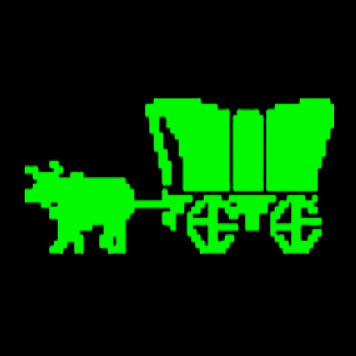 The Oregon Trail Stickers icon