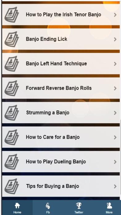 Banjo - Learn How To Play Banjo Easily screenshot three