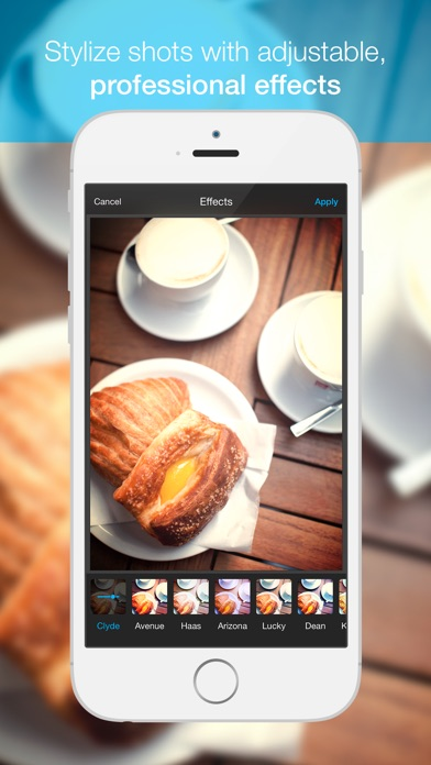 Photo Editor By Aviary review screenshots