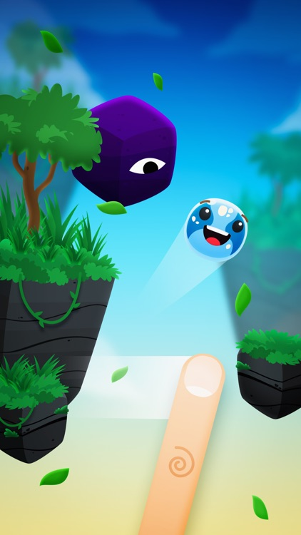 Bouncy Heroes: Jumping Quest screenshot-2