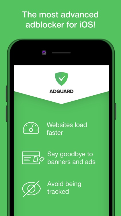 AdGuard - adblock and privacy protection