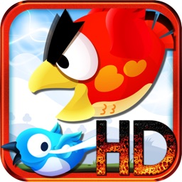 Burning Birds - HD Free