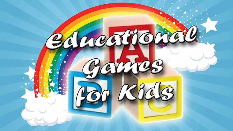 Educational games for kids.