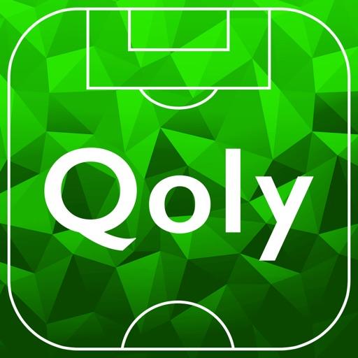 【3,000万人が選んだ】サッカーニュースアプリ/Qoly