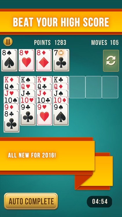 Solitaire by Storm8 - Best Classic Card Game Free by Storm8