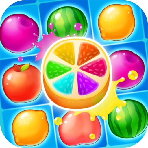 Fruit Festival Match 3 - Fruitlink Blaster