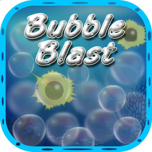 Bubbles Blast Popping Game For Kids icon