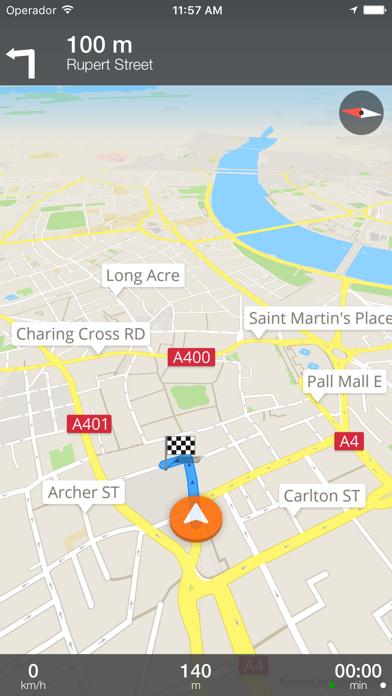 Praia mapa offline y guía de viajeCaptura de pantalla de1