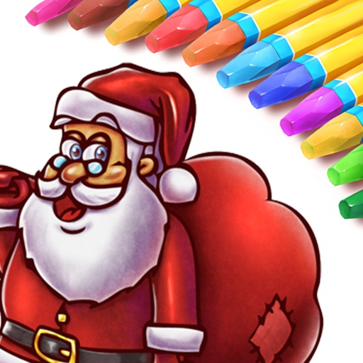 Christmas Color Book For Kids Free