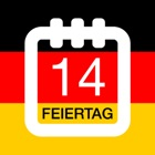 Feiertag Kalender Deutschland 2016 icon