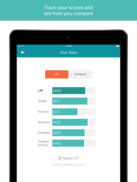 Lumosity — Brain Training screenshot-3