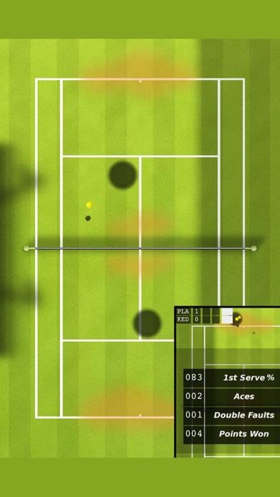 Screenshot #1 pour Evolution Tennis