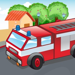 ABC Preschool car truck and engine dot puzzles