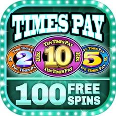 Activities of Times Pay Bonus Slots 2x5x10x