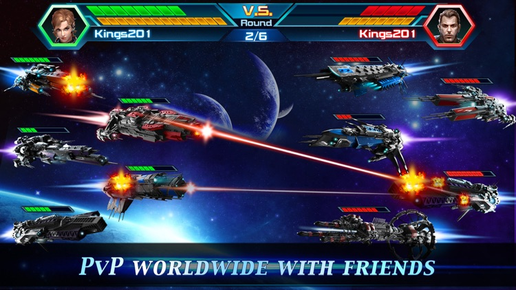 GC: Territory Wars screenshot-3