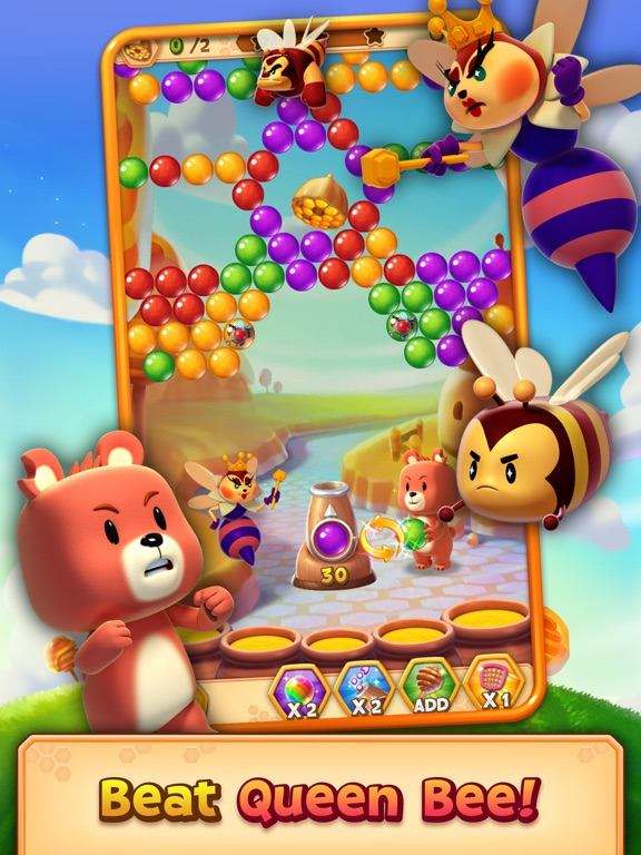 Buggle 2 - Bubble Shooter для iPad