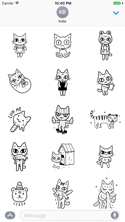Skin Cat