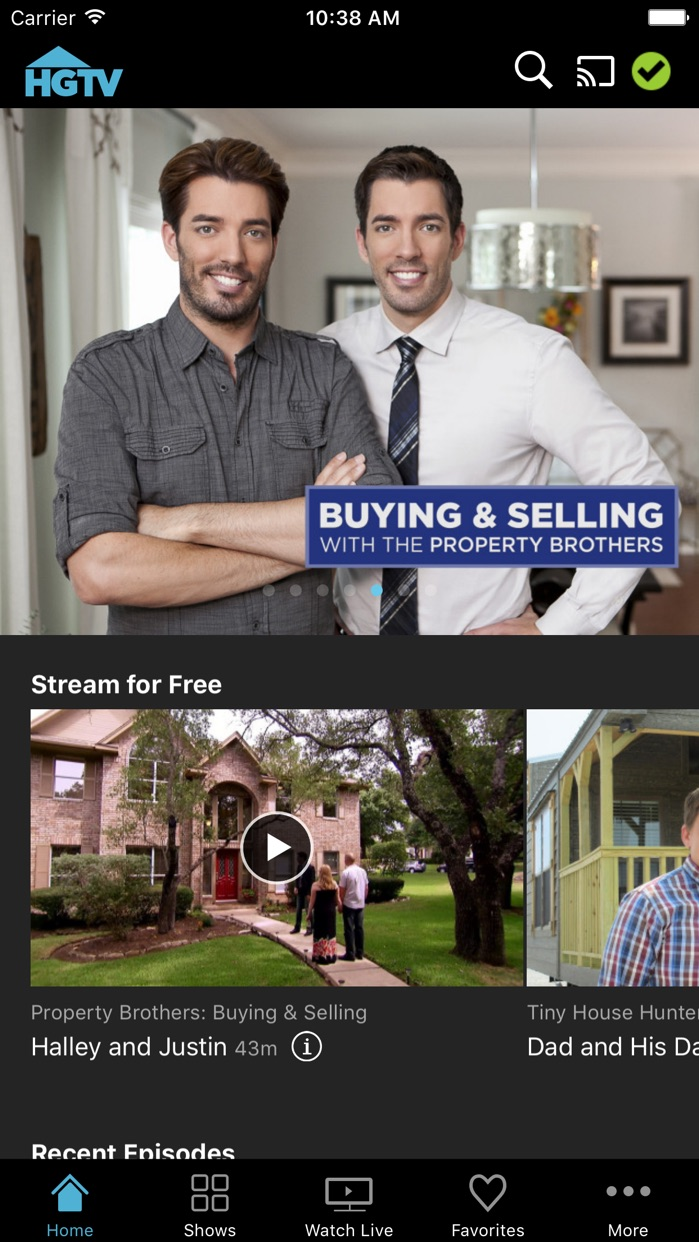 HGTV Screenshot