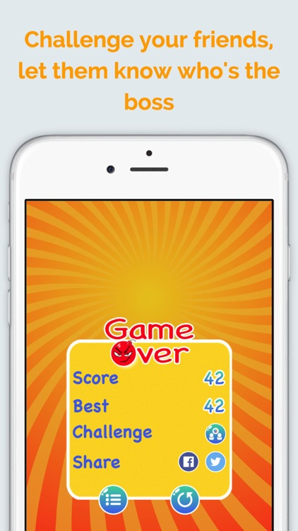 Bomb Catcher - Test Your Reaction Time with a Time Killer Game screenshot-4
