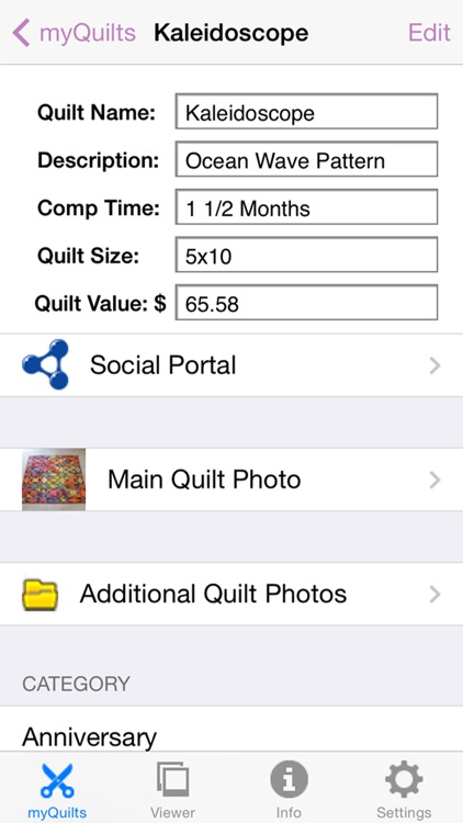 myQuilts screenshot-2