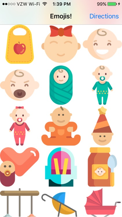 BabyMojis screenshot-3