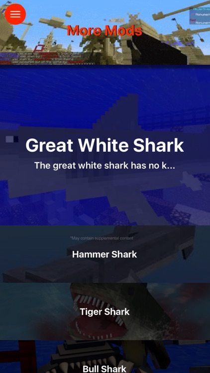 SHARK MODS for Minecraft PC Edition - The Best Pocket Wiki & Guide for MCPC screenshot-3