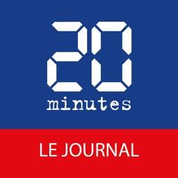 20 Minutes – le journal