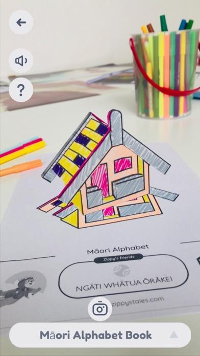 Zippy's 3D Colouring App screenshot two