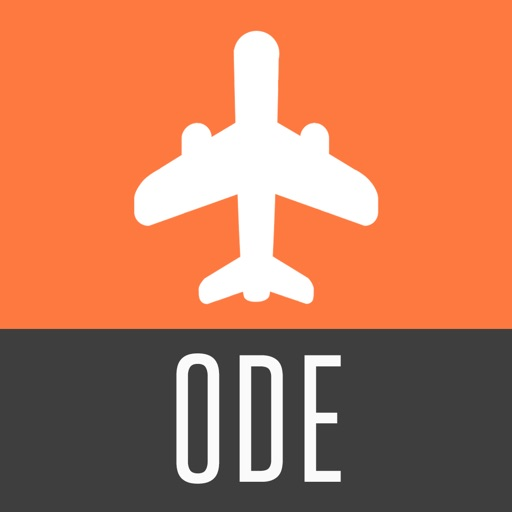 Odense Travel Guide with Offline City Street Map