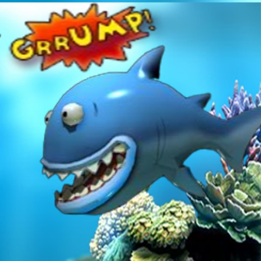 Sharks eat fish fish chase games by thuy nguyen for Fish eat fish game