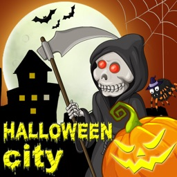 Halloween City 2 - World Builder games of Monster