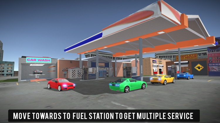 Car Service Station Parking screenshot-3