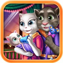 汤姆猫照顾小汤姆宝宝:让宝宝懂得关心他人