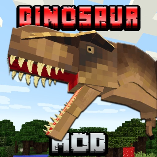DINOSAUR MOD FREE for Minecraft PC Game Guide