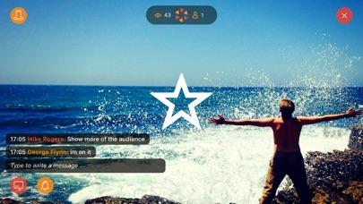 BeLive.tv Screenshot on iOS