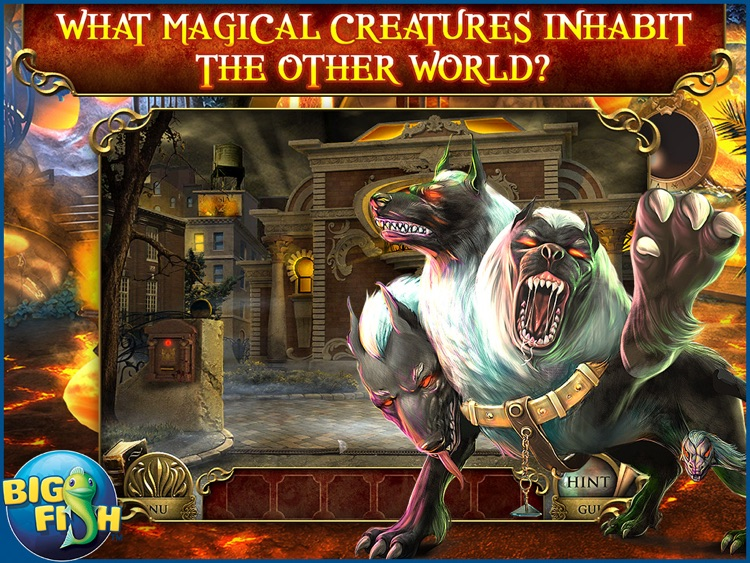 Mythic Wonders: The Philosopher's Stone HD - A Magical Hidden Object Mystery (Full) screenshot-0