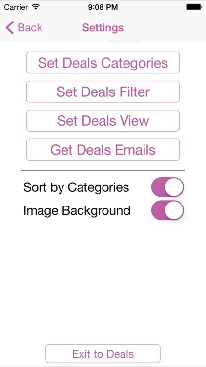 Restaurant Deals & Restaurant Store Reviews screenshot-3