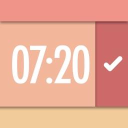 Alarmu - Step Controlled Alarm Clock