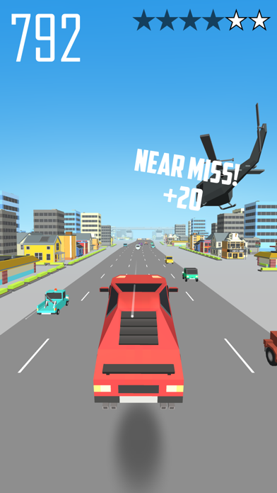 Road Chase screenshot two
