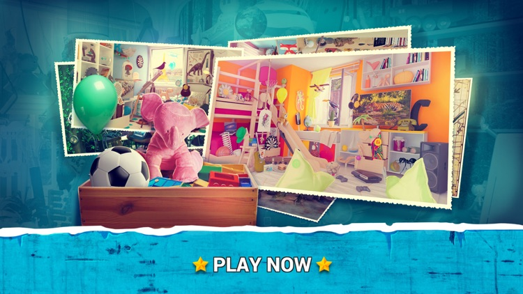 Hidden Objects Kids Room screenshot-3