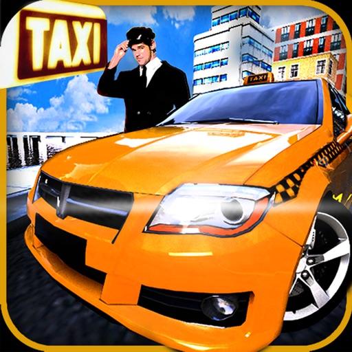 Modern Taxi Cab Simulator 2016