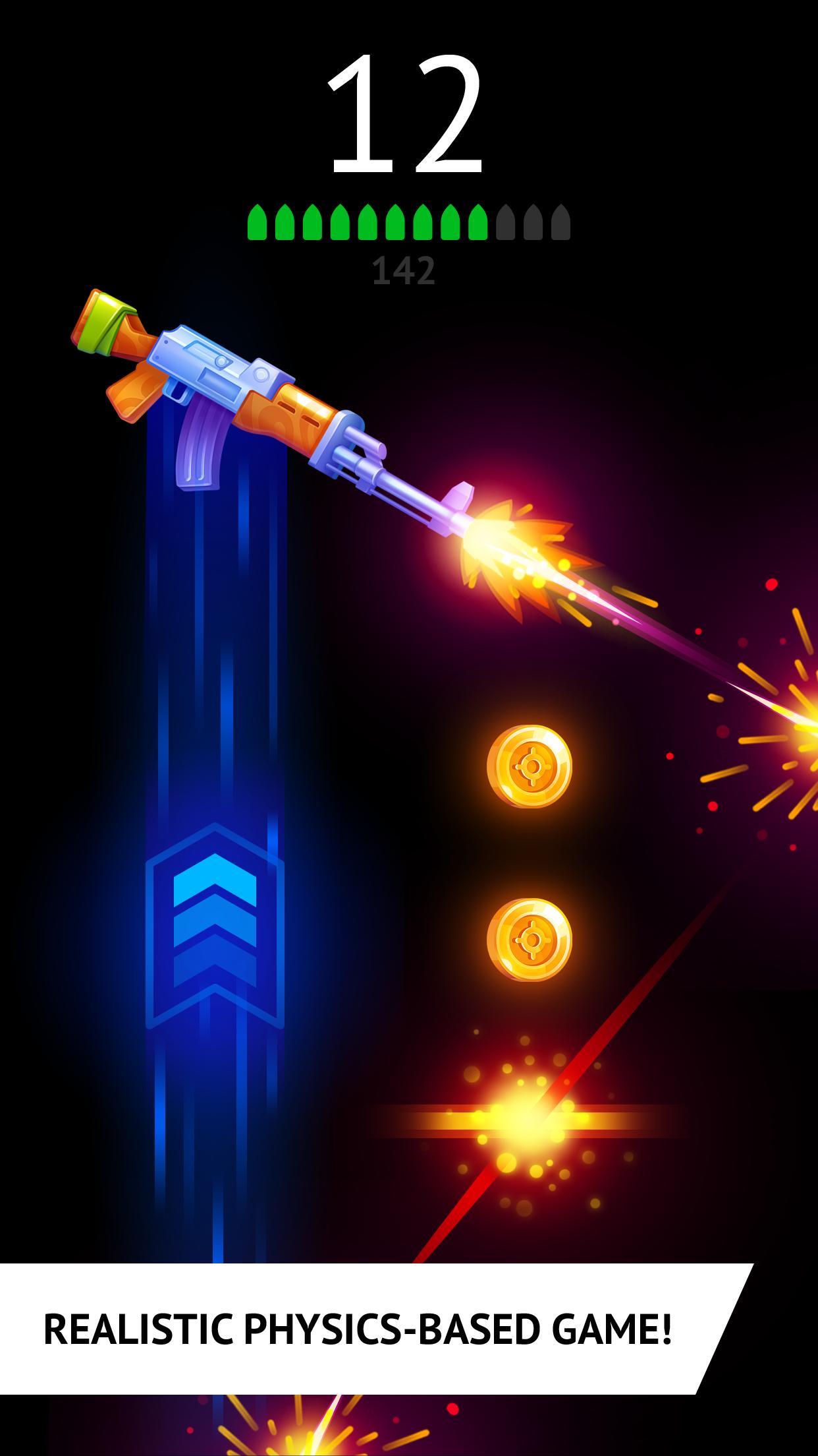 Flip the Gun - Simulator Game Screenshot